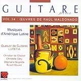 Obras Cuarteto Guitarras V.34