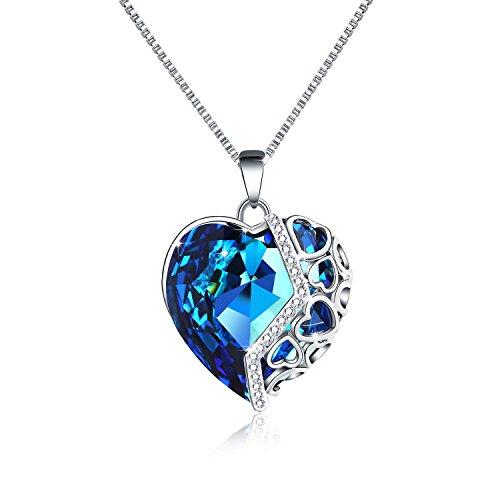 Osiana Mujer metal común Crystal