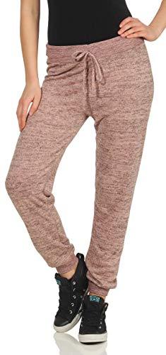 malito dames joggingbroek gemêleerd | comfortabele stoffen broek om te sporten | Harembroek om te chillen | Sportbroek - Baggy 5381
