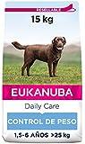 Eukanuba Daily Care Alimento seco para perros adultos de raza grande,...
