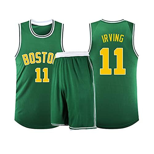HAZYJT Camiseta de Baloncesto NBA Legend para Hombre - Boston Celtics #...