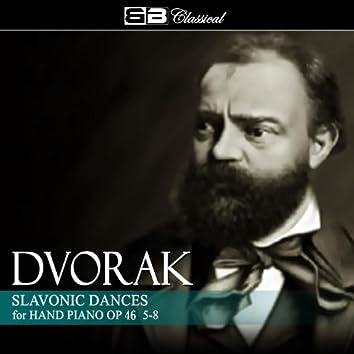 Dvorak: Slavonic Dances Four Hand Piano Op. 46: 5-8