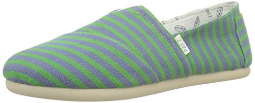 Paez Classic Surfy, Espadrillas Uomo, Verde (Verde 416), 46 EU