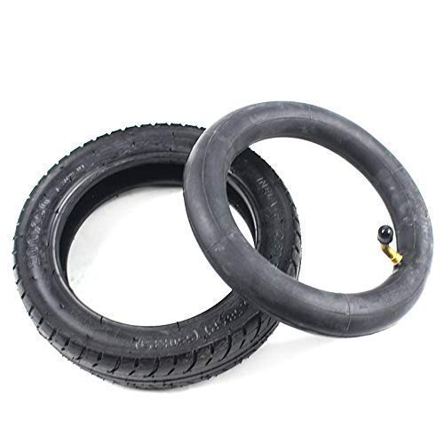 LYTBJ Neumáticos para patinetes eléctricos, 200x50 de diámetro Interno Neumático de 13 cm y Tubo Interior Mini Patinete Plegable de 8'Patinete eléctrico de Gas Rueda para Silla de Ruedas Neumático