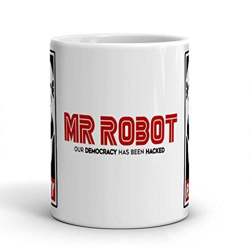El Baúl Gráfico Taza/Mug Mr. Robot Fan