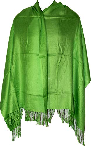 Large Extra Soft Silky Pashmina Shawl Wrap Shawl Stole For Women Winter Solid Color Large Scarf Pashmina Classic 3991