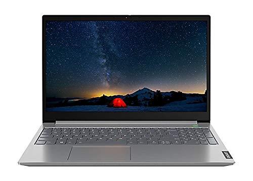 Lenovo-ThinkBook 15 Business Laptop (10th Gen Intel Core i7-10510U, 16GB DDR4 RAM, 512GB NVMe SSD, 15.6' Full HD, Windows 10 Pro) Professional Notebook Computer