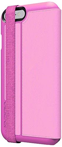 iPhone 6S Case, Incipio Watson Wallet Case [Credit Card Case] Folio Cover fits Both iPhone 6, iPhone 6S - Purple/Light Purple
