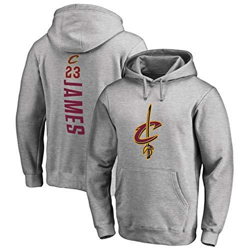 Gofei Suéter de Baloncesto Masculino Cavs 23# James Jersey Traje de Baloncesto