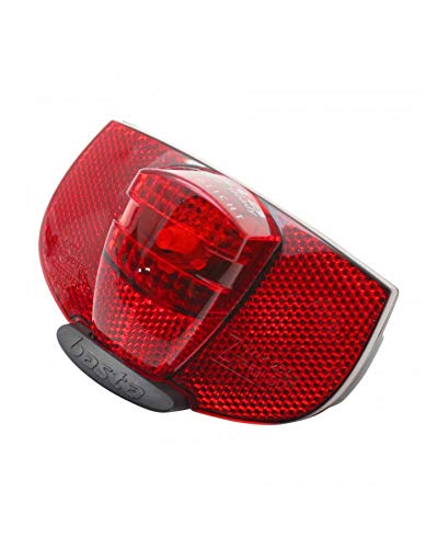 "Axa Led Headlight /"" Pico 30 Steady /"" for Side Dynamo with Parking Light"