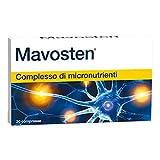 Mavosten Integratore di Micronutrienti per Nervi Sani 20 Compresse