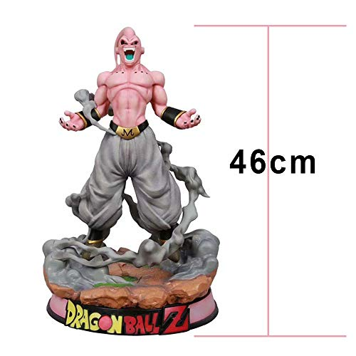 Dragon Ball Majin Buu Estatua Statue Figura Model 46cm