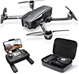 Holy Stone HS720 Faltbare GPS Drohne mit 4K Kamera Full-HD Live Übertragung,RC Quadcopter