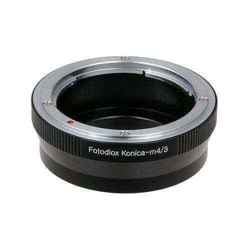 Fotodiox Anillo Adaptador para Konica AR (Auto-Reflex) Lente de la cámara Micro...