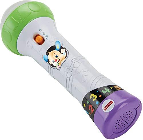 Microfone Aprender e Brincar, Fisher Price, Mattel