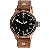 Aristo Herren Uhr Armbanduhr Vintage Erbstück Fliegeruhr Automatik 0H18A