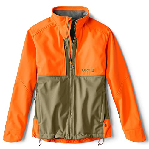 Orvis Men's Upland Hunting Softshell Jacket