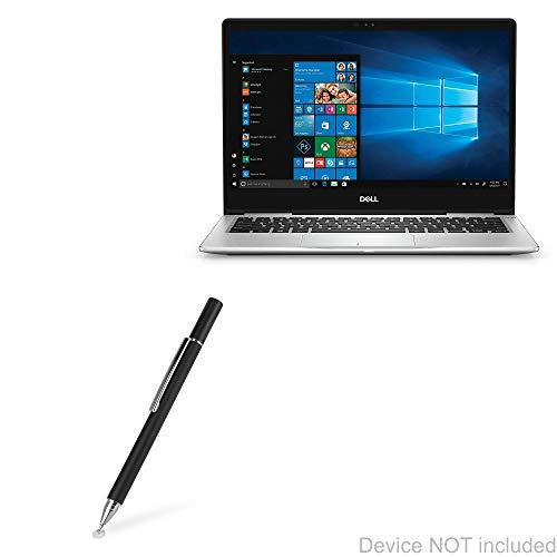 Caneta Stylus Dell Inspiron 13 7000 2 em 1 (13,3 polegadas), BoxWave [FineTouch Capacitive Stylus] Super Precisa para Dell Inspiron 13 7000 2 em 1 (13,3 polegadas) - Preto Jet