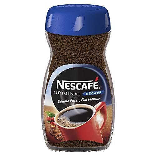 Nescaf? Original Decaff Instant Coffee Jar, 200g