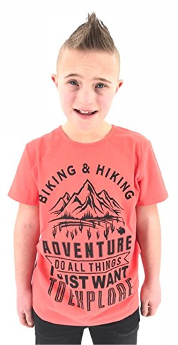 Naam It Nkmkent SS Top Box T-shirt kinderen -  - 164