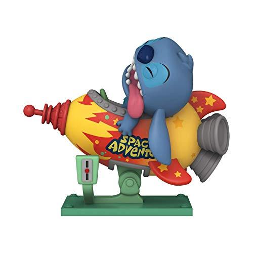 Funko 55620 POP Rides: Lilo and Stitch- Stitch in Rocket
