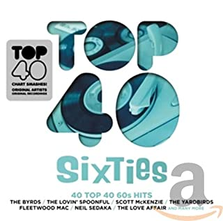 TOP 40 - SIXTIES by Various Artists (B00HEXWQMG) | Amazon price tracker / tracking, Amazon price history charts, Amazon price watches, Amazon price drop alerts