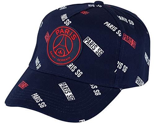 Paris Saint-Germain Cap PSG, offizielle Kollektion, verstellbare Größe