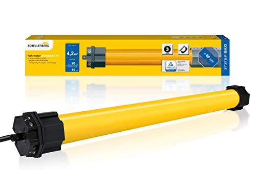 Juego Completo Control de Aplicaciones Home y Ready for Smart Friends 10 Nm Schellenberg 20511 Eje de 40 mm 25 kg