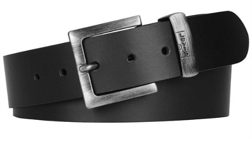 Levi's Albert Ceinture, Noir (Noir Regular Black), 110 Centimeters Homme
