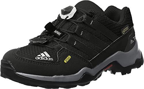 adidas Unisex-Kinder Terrex GTX Cross-Trainer, Schwarz (Core Black/Core Black/Vista Grey S15), 28.5 EU