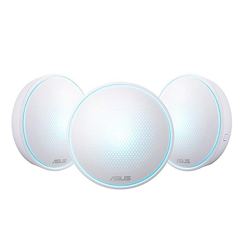 ASUS LYRA MINI MAP-AC1300 Dual Band Whole-Home Mesh WiFi...