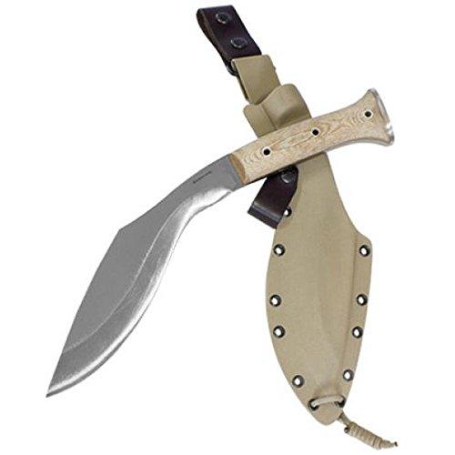 Condor K-Tact Kukri Knife Desert