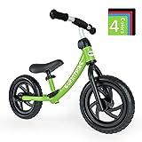 besrey Bicicletta Senza Pedali per Bambini Bici Senza Pedali - Verde