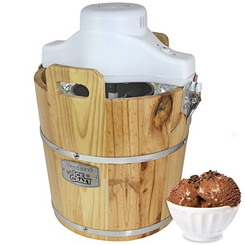 wooden ice cream maker machine - 7