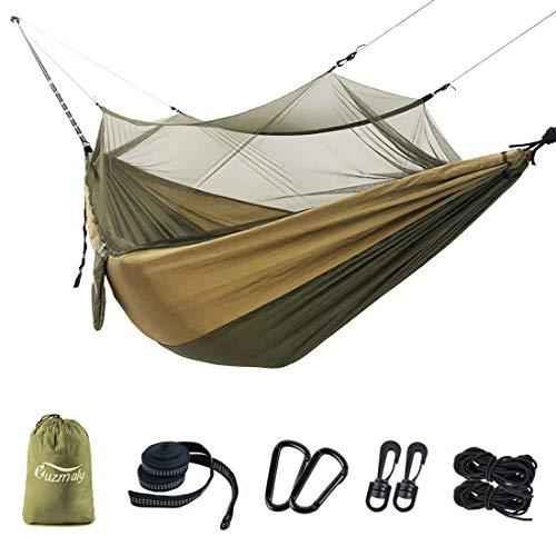 (50% OFF) Single & Double Camping Hammock $9.99 – Coupon Code