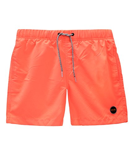 Shiwi Herren Badehose Solid Mike orange M