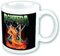 Pantera Pole Dancer Coffee Presentation Mug Boxed Official Fan Gift Album Cover