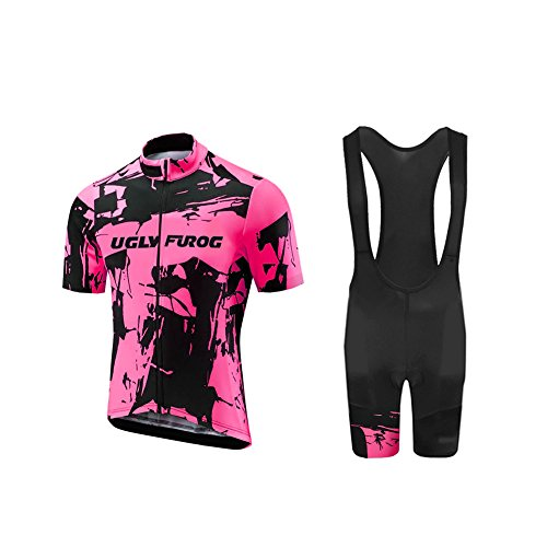 Uglyfrog Bike Wear Ciclismo Hombre Bicycle Maillots