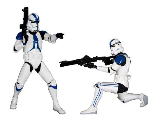 Kotobukiya Star Wars: Imperial 501st Legion Clone Trooper ArtFX + Statue, 2er-Pack