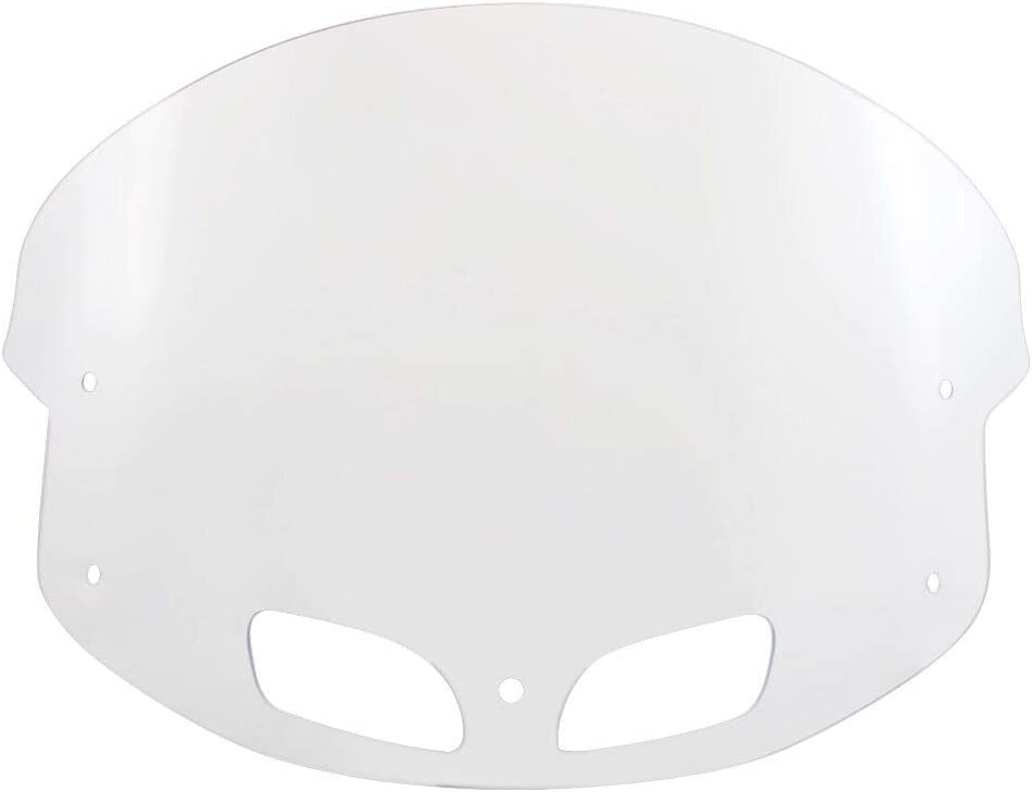 CARCC Limited time trial online shopping price Motorcycle Front Fairing Windscreen Windshield