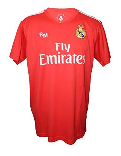 Camiseta Portero Adulto Real Madrid - Replica Autorizada - Courtois 25 (L)