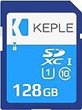 128GB SD Card Class 10 Tarjeta de Memoria Compatible con Sony CyberShot DSC-WX220, DSC-WX350, DSC-WX500, DSC-W800, DSC-W710, DSC-W730, DSC-HX400V, DSC-RX100, DSC-H400 Camera | UHS-1 U1 SDHC 128 GB