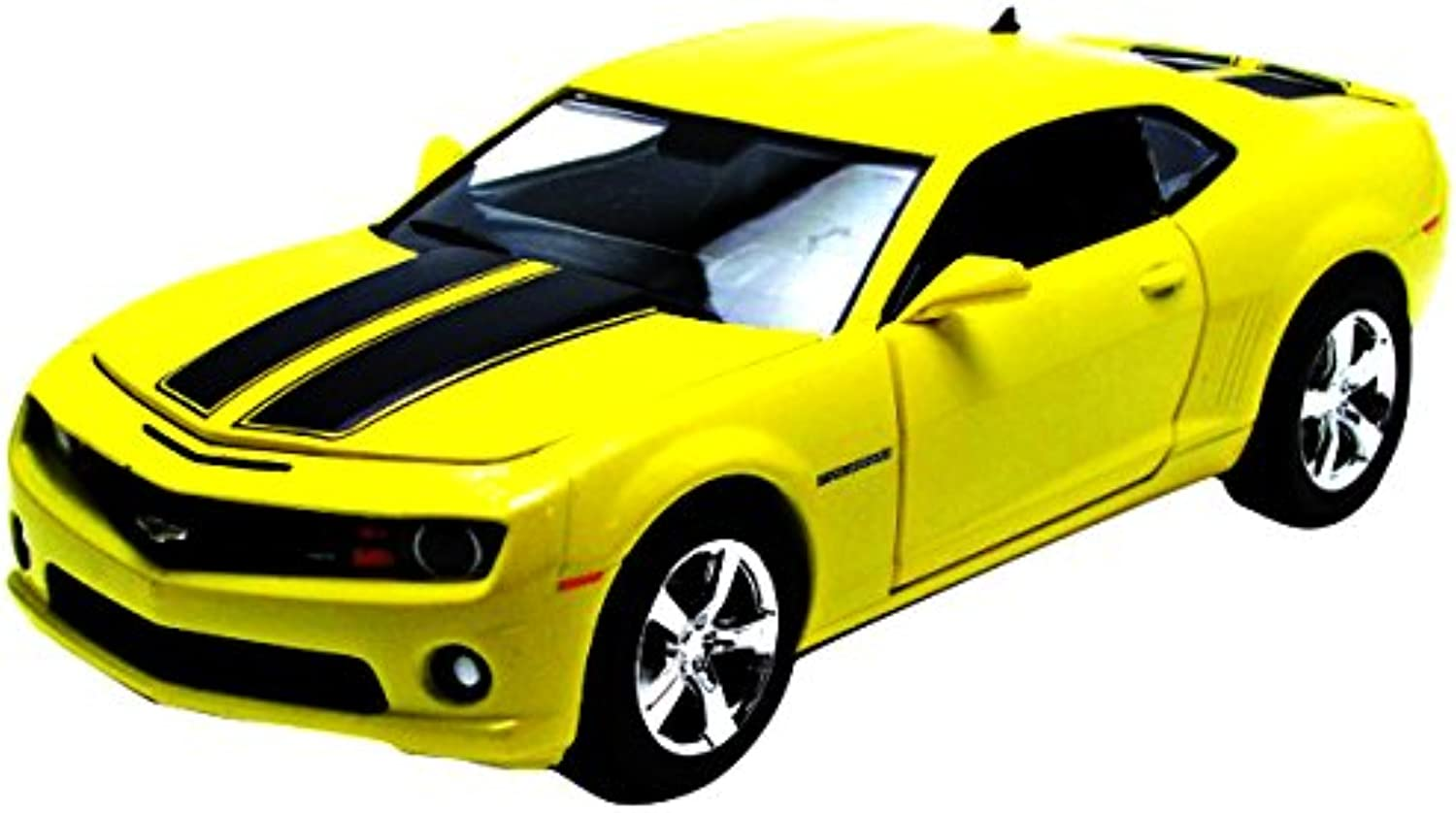 Greenlight Collectibles 1 24 Scale Yellow 2011 Chevrolet Camaro Ss Limited Edition
