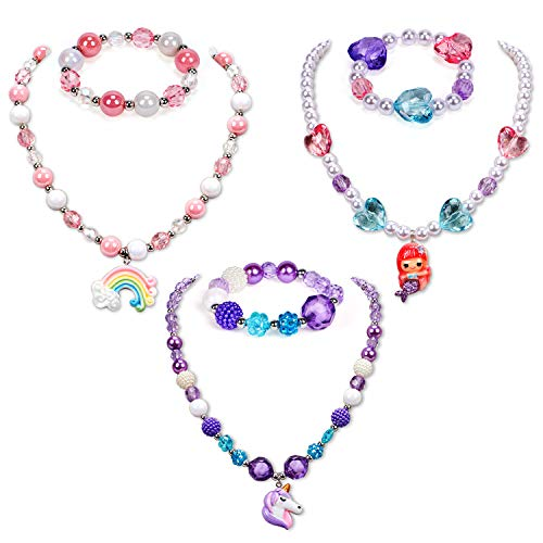 Princess Necklace with Gift Box