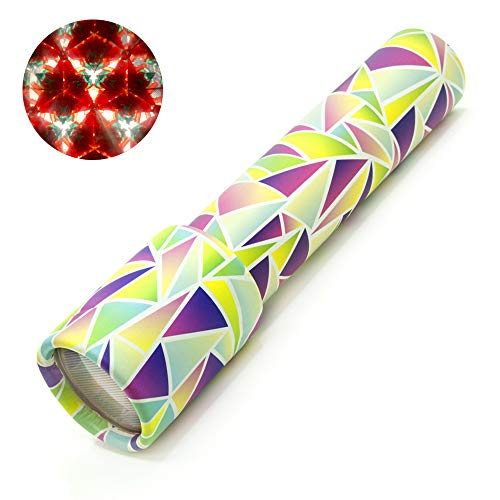 GloFX Classic Kaleidoscope Toy - Educational Toy for Kids - Children Birthday Party Favor Gift - Prism Optical Light Toy