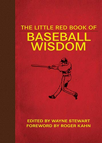 The Little Red Book of Baseball Wisdom (Little Red Books)