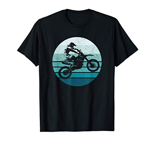 Moto de Cross, Motocross, Motocicleta de Cross Camiseta
