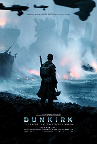 MBPOSTERS Dunkirk (2017) Movie Film Plakat, Poster Plakat in Sizes