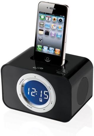 ilive FM Clock Radio for Iphone Ipod ICP211B product image