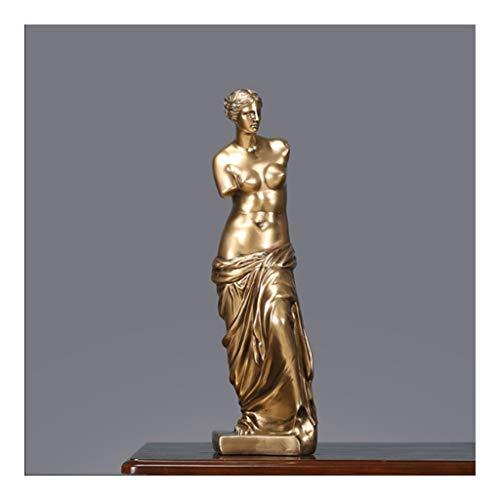 Brazo Roto Entrada De Venus Estatua Decoración Diosa De Escritorio Hace El Estudio De La Sala De Escritorio Decoración